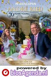 André Rieu: 70 Years Young poster, © 2020 Piece of Magic