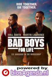 Bad Boys For Life poster, © 2020 Universal Pictures International