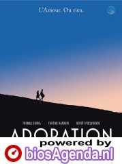 Adoration poster, copyright in handen van productiestudio en/of distributeur