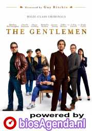 The Gentlemen poster, © 2020 Independent Films