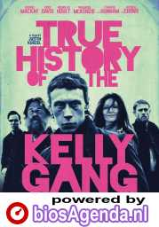 True History of the Kelly Gang poster, © 2019 The Searchers