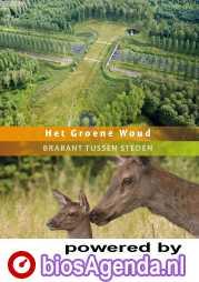 Het Groene Woud, Brabant tussen steden poster, copyright in handen van productiestudio en/of distributeur