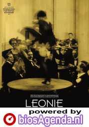 Leonie, actrice en spionne poster, © 2020 Amstelfilm