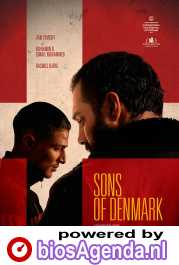 Sons of Denmark poster, © 2019 Windmill film
