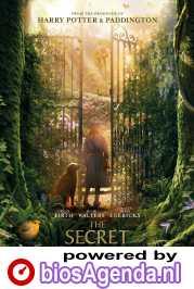 The Secret Garden poster, © 2020 The Searchers