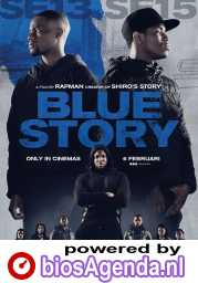 Blue Story poster, © 2019 Universal Pictures International