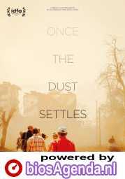 Once the Dust Settles poster, © 2020 Cinema Delicatessen