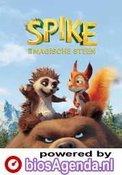Spike en de Magische Steen (NL) poster, © 2019 Independent Films