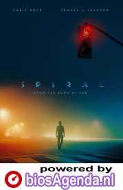 Spiral poster, copyright in handen van productiestudio en/of distributeur