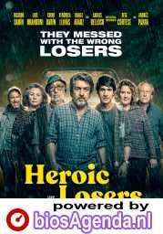 Heroic Losers poster, © 2019 Cinéart
