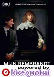 My Rembrandt poster, © 2019 Cinéart