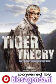 Tiger Theory poster, copyright in handen van productiestudio en/of distributeur
