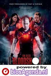 Bloodshot poster, © 2020 Universal Pictures International