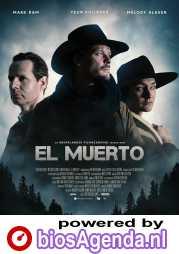 El Muerto poster, copyright in handen van productiestudio en/of distributeur