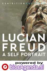 Exhibition on Screen: Lucian Freud - A Self Portrait 2020 poster, copyright in handen van productiestudio en/of distributeur
