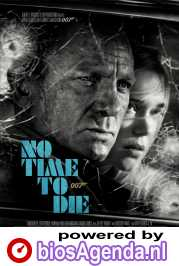 No Time to Die poster, © 2020 Universal Pictures International