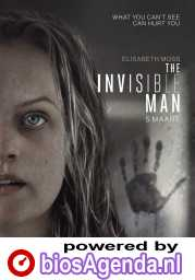The Invisible Man poster, © 2020 Universal Pictures International