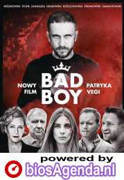 Bad Boy poster, copyright in handen van productiestudio en/of distributeur