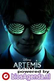 Artemis Fowl poster, © 2019 Walt Disney Pictures