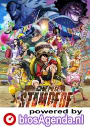 One Piece: Stampede poster, © 2019 Periscoop Film