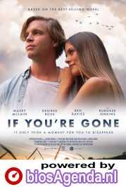 If You're Gone poster, copyright in handen van productiestudio en/of distributeur
