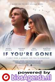 If You're Gone poster, copyright in handen van productiestudio en/of distributeur