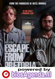 Escape from Pretoria poster, © 2020 Dutch FilmWorks