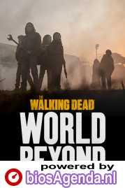 The Walking Dead: World Beyond poster, copyright in handen van productiestudio en/of distributeur