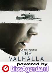 The Valhalla Murders poster, copyright in handen van productiestudio en/of distributeur