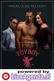 Toy Boy poster, copyright in handen van productiestudio en/of distributeur