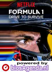 Formula 1: Drive to Survive poster, copyright in handen van productiestudio en/of distributeur