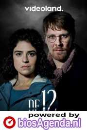 De 12 van Schouwendam poster, copyright in handen van productiestudio en/of distributeur