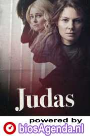 Judas poster, copyright in handen van productiestudio en/of distributeur