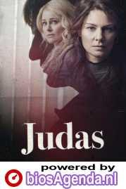 Judas poster, copyright in handen van productiestudio en/of distributeur