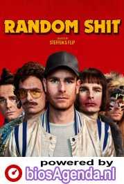 Random Shit poster, copyright in handen van productiestudio en/of distributeur