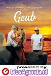 Geub poster, copyright in handen van productiestudio en/of distributeur