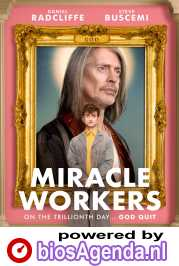 Miracle Workers poster, copyright in handen van productiestudio en/of distributeur