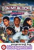 On My Block poster, copyright in handen van productiestudio en/of distributeur