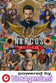 Narcos: Mexico poster, copyright in handen van productiestudio en/of distributeur