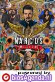 Narcos: Mexico poster, copyright in handen van productiestudio en/of distributeur