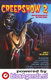 Creepshow 2 poster, copyright in handen van productiestudio en/of distributeur