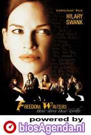 Freedom Writers poster, copyright in handen van productiestudio en/of distributeur