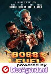 Boss Level poster, © 2020 Dutch FilmWorks