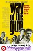 The Way of the Gun poster, copyright in handen van productiestudio en/of distributeur