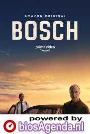 Bosch poster, copyright in handen van productiestudio en/of distributeur