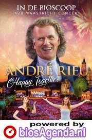André Rieu's Maastricht Concert 2020: Happy Together poster, © 2020 Piece of Magic