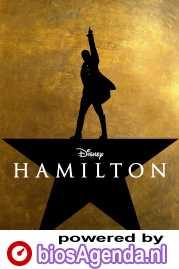 Hamilton poster, © 2021 Walt Disney Pictures