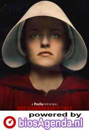 The Handmaid's Tale poster, copyright in handen van productiestudio en/of distributeur