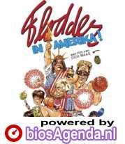 Flodder in Amerika! poster, copyright in handen van productiestudio en/of distributeur