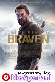 Braven poster, copyright in handen van productiestudio en/of distributeur